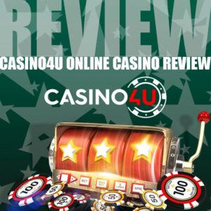 Casino4u Online Casino Review
